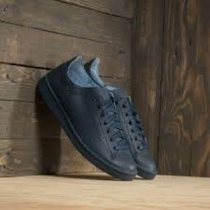 ADIDAS OG BZ0231 STAN SMITH Leather Sock Sneakers